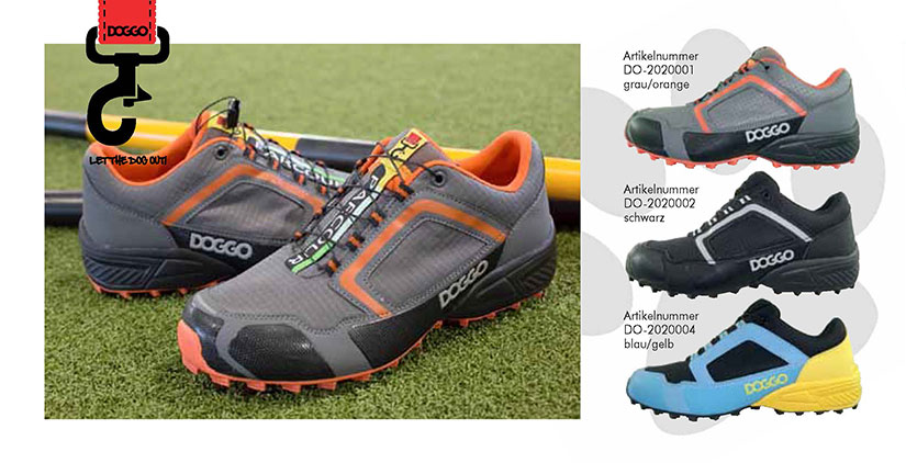 "Neu in der HAW: Agility-Schuh ""Parcours"""